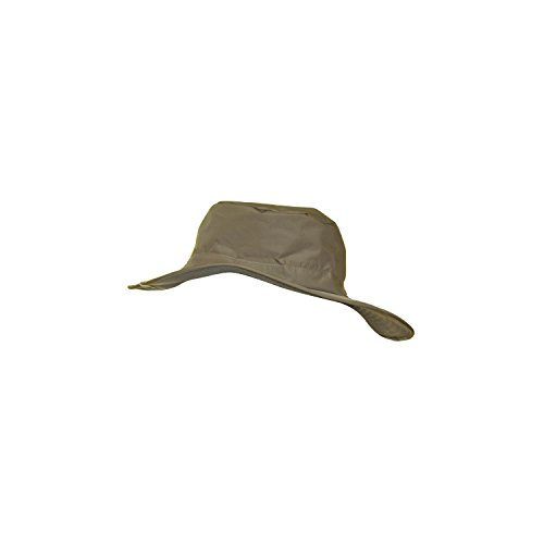 Frogg Toggs Waterproof Breathable Bucket Hat, Stone