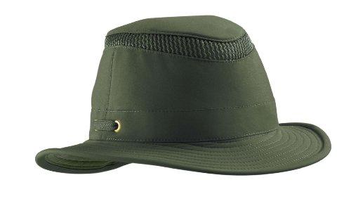 Tilley Unisex Adult LTM5 Airflo Hat,Olive,6 7/8