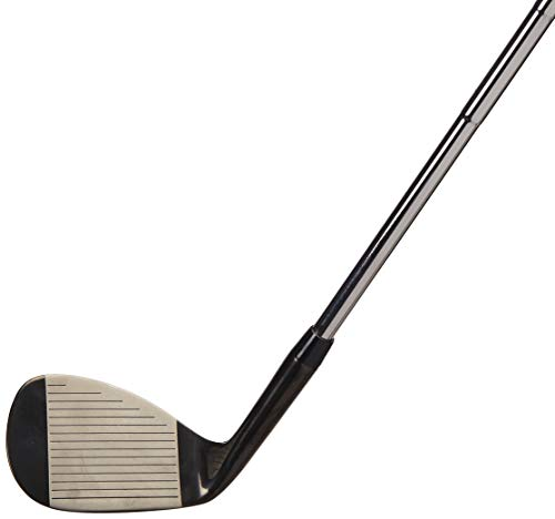 Wilson Staff Men's Harmonized Black Chrome Golf Wedge, Right Hand, 52.0-Degree