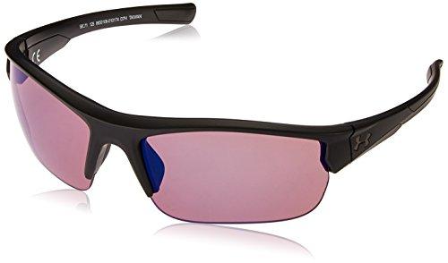 Under Armour Propel Wrap Sunglasses, SATIN BLACK/UA TUNED GOLF, m