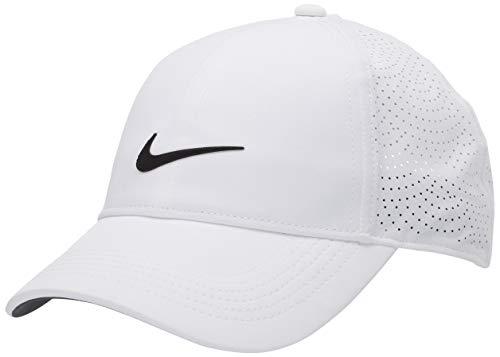 Nike Women's Nike Aerobill Heritage86 Performance Hat, White/Anthracite/Black, Misc