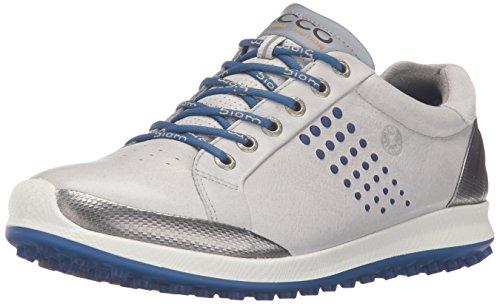 ECCO Men's Biom Hybrid 2 Golf Shoe,Concrete,44 EU/10-10.5 M US