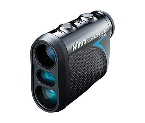 Nikon Coolshot 20i Golf Laser Rangefinder (Slope Version) , Black, Small
