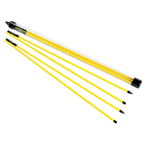 Callaway Alignment Stix Yellow, 48 Inches