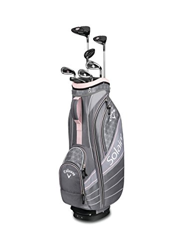 Callaway Women's Solaire Complete Golf Set (8 Piece, Right Hand)