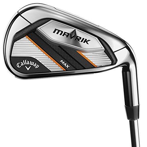 Callaway Golf 2020 Mavrik Max Individual Iron (Right Hand, Graphite, Regular, 7 iron)