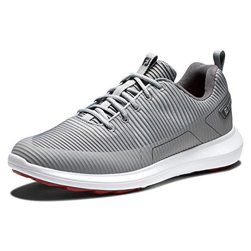 FootJoy Men's FJ Flex XP Previous Season Style Golf Shoes, Grey, 11 M US