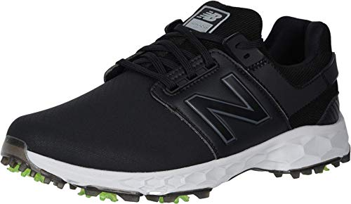 New Balance Men's LinksPro Golf Shoe, Black, 10.5 Wide