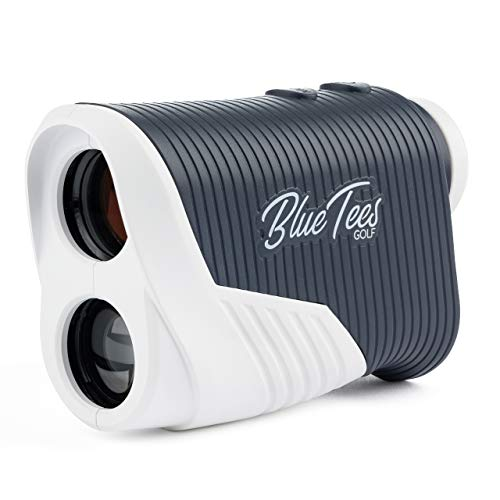 Blue Tees Golf Series 2 Pro Slope Laser Rangefinder for Golf 800 Yards Range - Slope Measurement, Flag Lock with Pulse Vibration, 6X Magnification