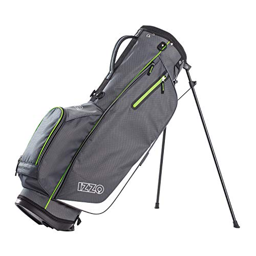 Izzo Golf Ultra Lite Stand Golf Bag with Dual-Straps & Exclusive Features