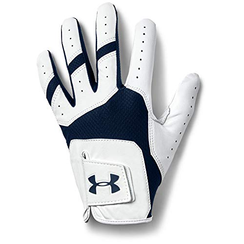 Under Armour Men's UA Iso-Chill Golf Gloves , Academy Blue (408)/Academy Blue , Left Hand Small