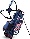 14 Way Cart Golf Bag (Blue)