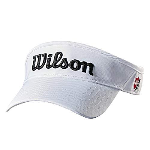 Wilson Golf Visor, White