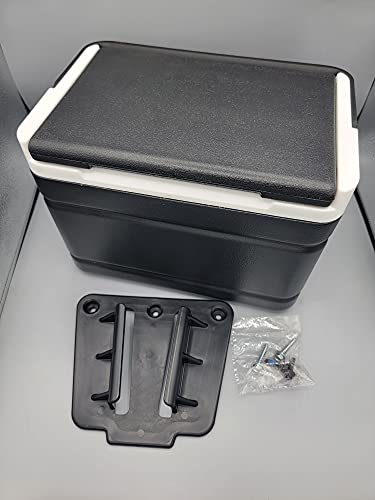 Cooler Kit With Mounting Bracket Fits All Golf Cart Year, Make and Models Without a Rear Seat Kit (Universal Fit)
