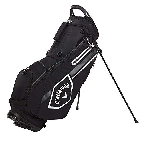Callaway Golf 2021 Chev Stand Bag , Black/Charcoal/White