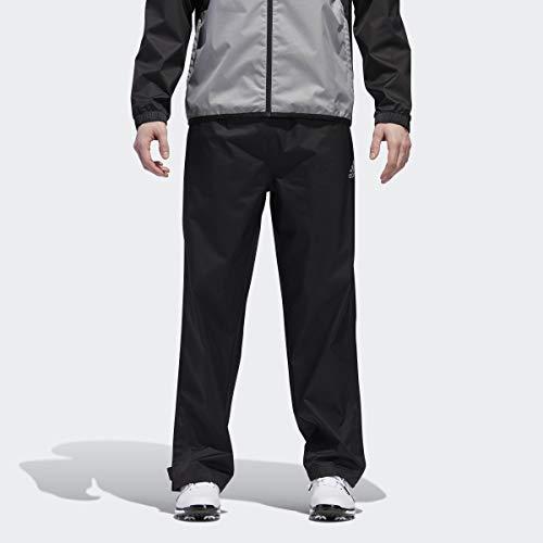 adidas Golf Men's Climastorm Provisional rain Pant, Black, X-Large/Regular