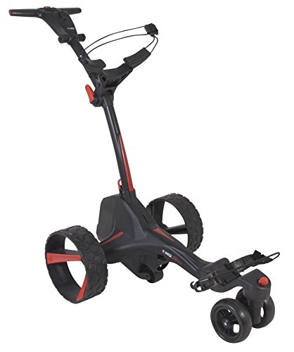 MGI Zip X3 Electric Golf Caddy, Black