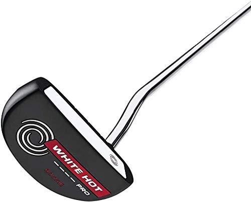 Callaway Odyssey White Hot Pro 2.0 Black Putter (Left Hand, Steel, Rossie, Standard Grip, 33' Length)