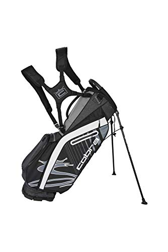 Cobra Golf 2020 Ultralight Stand Bag (Black)