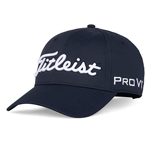 Titleist - Tour Performance Golf Hat - Navy/White
