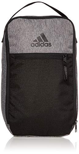 adidas Golf Golf Shoe Bag, Grey Melange, No Size