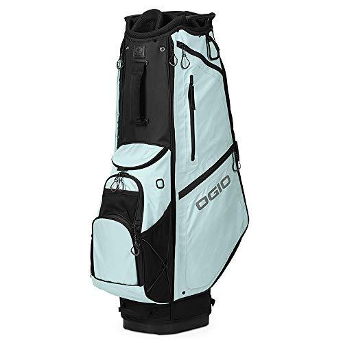 OGIO 2020 XIX Women's Cart Bag (Aqua)