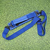 Jazar Golf Club Carrying Bag, Golf Bag Straps Replacement Nylon Golf Club Bag Golf Club Strap for Outdoor(Blue)