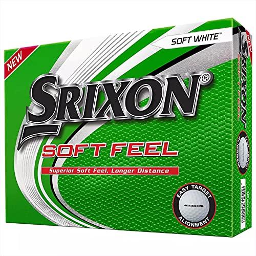 Srixon Soft Feel 12, White