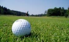 Golf Ball Posistion