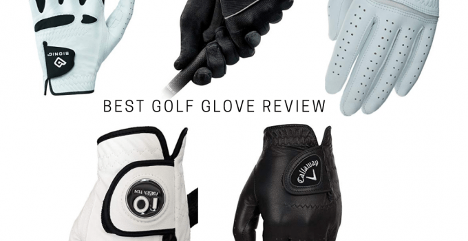 Best Golf Gloves 2020