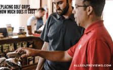 Replacing Golf Grip and How Much Does it Cost