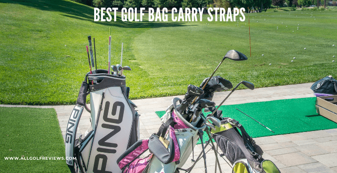 5 Best Golf Bag Carry Straps To Buy