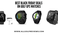 Best Black Friday Deals On Golf GPS Watches