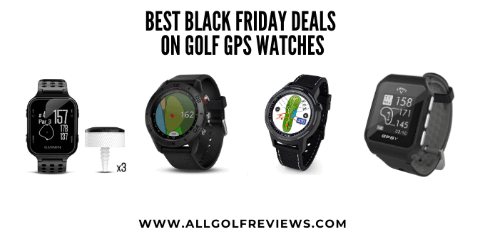 Best Black Friday Deals On Golf GPS Watches