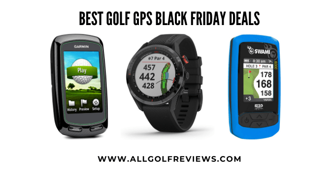 Best Golf GPS Black Friday Deals