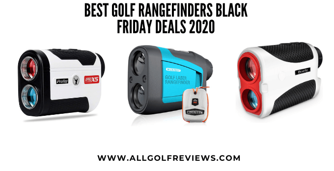 Best Golf Rangefinders Black Friday Deals 2020