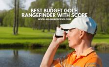 Best Budget Golf Rangefinder With Scope