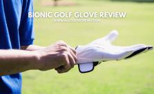 Bionic Golf Glove Review