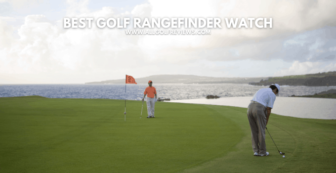 Best Golf Rangefinder Watch