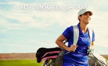 Best Sunscreen For Golf