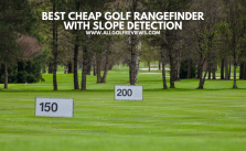 Best Cheap Golf Rangefinder With Slope Detection