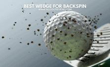 Best Wedge For Backspin