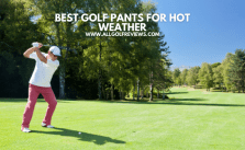 Best Golf Pants for Hot Weather
