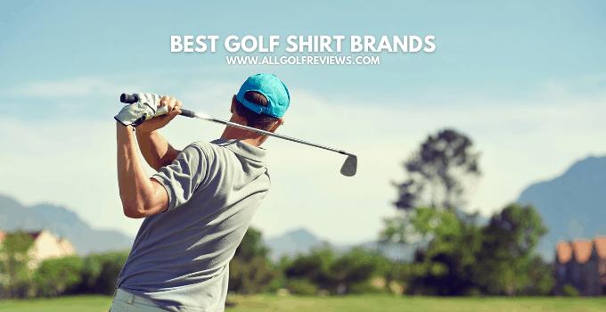 Best Golf Shirt Brands