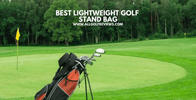 Best Lightweight Golf Stand Bag