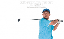 Best Golf Caps for Hot Weather