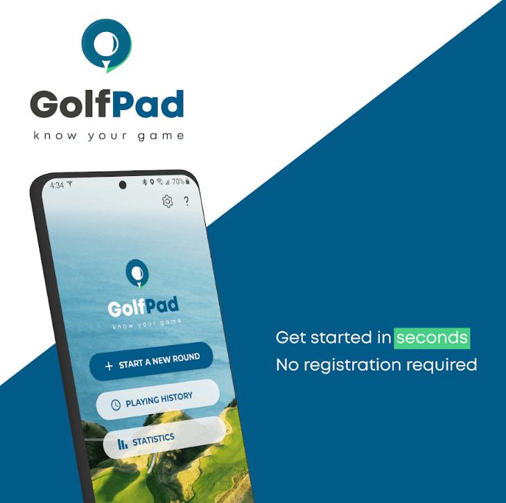 GOLFPAD GPS