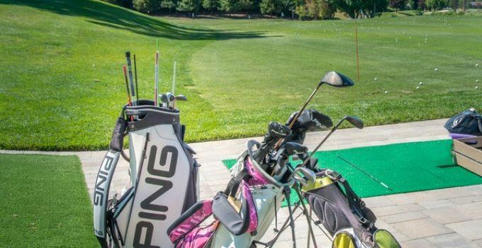 choosing a golf bag