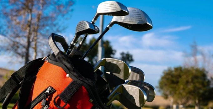 golf bag cleaning