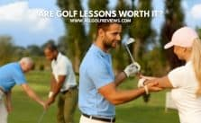 Are Golf Lessons Worth It